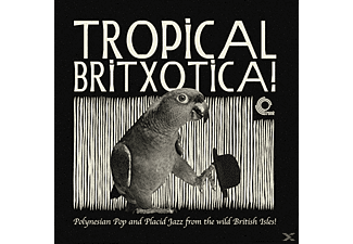 VARIOUS - Tropical Britxotica! - (Vinyl)