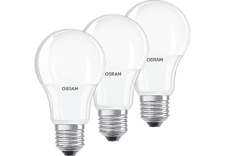 OSRAM LED STAR Normal, E27, 9.5W 3-pack