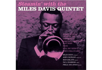 Miles Davis Quintet - Steamin' with the.. (High Quality Edition) (Vinyl LP (nagylemez))