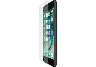 BELKIN Tempered Glass, Schutzfolie, Transparent, passend für Apple iPhone 7