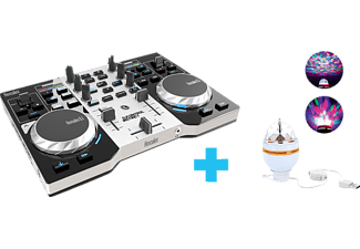 HERCULES Instinct S Series Party Pack DJ-Controller