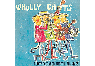 "Buddy De Franco - Wholly Cats: The Complete ""Plays Benny Goodman and Artie Shaw"" Sessions Vol. 1 (CD)"