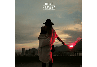 Deaf Havana - All These Countless Nights (Deluxe Version) - (CD)