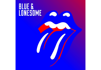 The Rolling Stones - Blue & Lonesome (Standard Jewel Case) CD