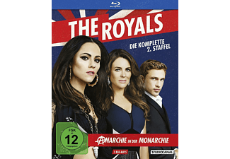 The Royals 2.Staffel - (Blu-ray)