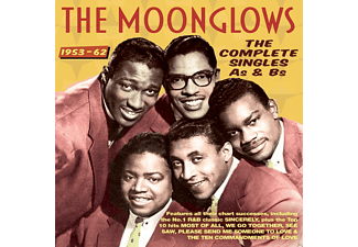 The Moonglows - The Complete Singles As & Bs 1953-62 - (CD)