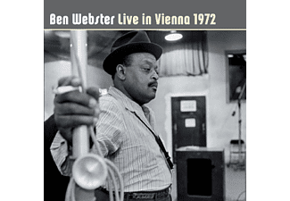 Ben Webster - Live In Vienna 1972 (CD)