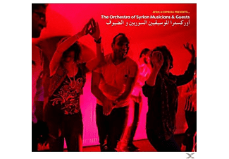 Africa Express, The & Guests Orchestra Of Syrian Musicians - Africa Express presents... - (CD)