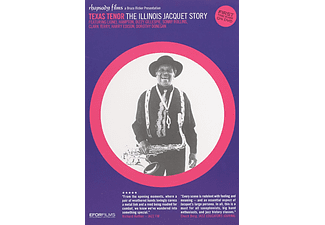 Texas Tenor - The Illinois Jacquet Story (DVD)