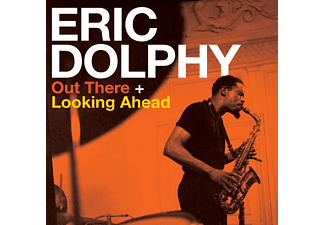 Eric Dolphy - Out There / Looking Ahead (CD)