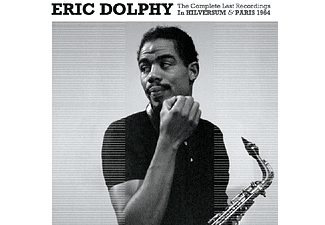 Eric Dolphy - Complete Last Recordings: In Hilversum & Paris 1964 (CD)
