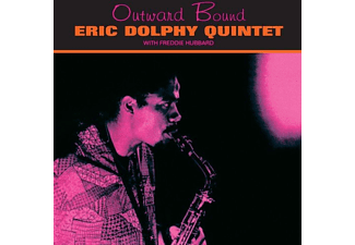 Eric Dolphy Quintet - Outward Bound (CD)