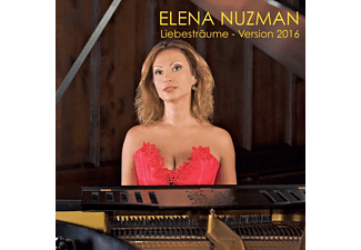 Elena Nuzman - Liebestraum-Version 2016 - (CD)