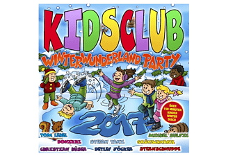VARIOUS - Kids Club/Winterwunderland Party 2017 - (CD)