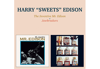 Harry 'Sweets' Edison - Inventive Mr. Edison / Jawbreakers (CD)