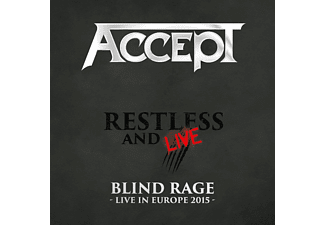 Accept - Restless and live (Digipak) (CD)