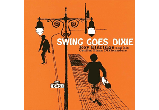 Roy Eldridge - Swing Goes Dixie (CD)