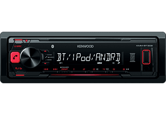 KENWOOD Autoradio Bluetooth (KMM-BT203)
