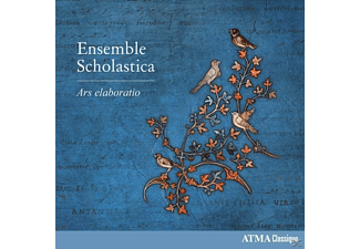 Ensemble Scholastica - Ars Elaboratio - (CD)