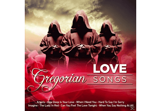 Avscvltate - Gregorian Love Songs - (CD)