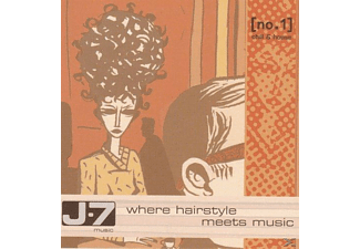 VARIOUS - J7 - Where Hairstyle Meets Music Vol.1 - (CD)