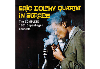 Eric Dolphy Quartet - In Europe - The Complete 1961 Copenhagen Concerts (CD)