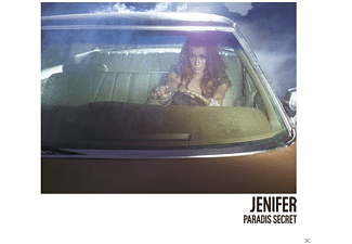 Jenifer - Paradis Secret Limited Edition CD
