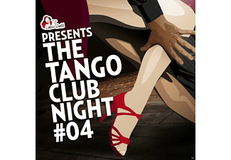 VARIOUS - The Tango Club Night 4 - (CD)