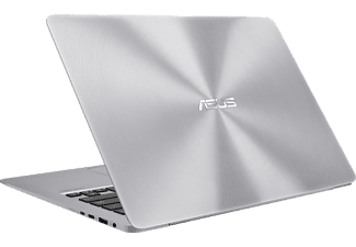 ASUS UX330UA-FB161T, Notebook mit 13.3 Zoll Display, Core™ i7 Prozessor, 16 GB RAM, 256 GB SSD, HD-Grafik 620, Quartz Gray