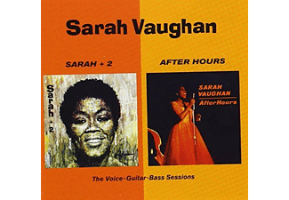 Sarah Vaughan - Sarah+2/After Hours (CD)