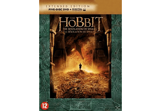 The Hobbit : The Desolation of Smaug : Extended Edition DVD