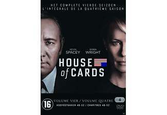 House of Cards Saison 4 Série TV
