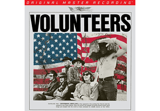 Jefferson Airplane - Volunteers - (SACD Hybrid)
