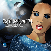 VARIOUS - Cafe Solaire 24 [CD]