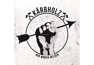 Kärbholz - Wir Waren Helden (Ltd.10'') - (EP (analog))