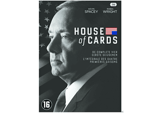 House of Cards Saison 1 - 4 Série TV