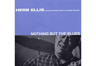 Herb Ellis - Nothing but the Blues (CD)