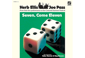 Herb Ellis, Joe Pass - Seven, Come Eleven (High Quality Edition) (Vinyl LP (nagylemez))