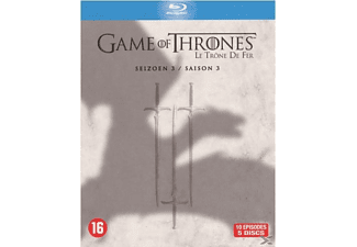 Game Of Thrones - Seizoen 3 - Blu-ray