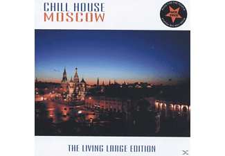 VARIOUS - Chill House Moscow - (CD)