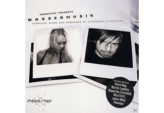 Stickroth And Ercolino - wassermusik - (CD)