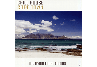 VARIOUS - chill house cape town - (CD)