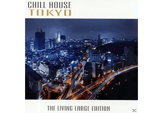 VARIOUS - chill house tokyo - (CD)
