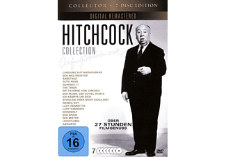Alfred Hitchcock Collection - (DVD)