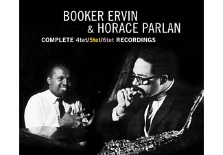 Booker Ervin, Horace Parlan - Complete 4tet/5tet/6tet Recordings (CD)