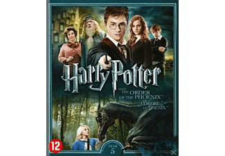 Harry Potter 5: En de Orde van de Feniks Blu-ray