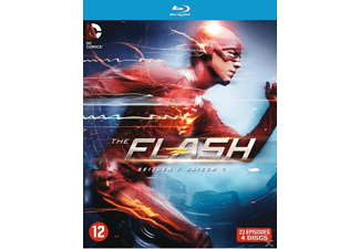 Flash - Seizoen 1 - Blu-ray