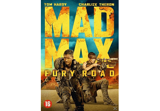 Mad Max - Fury Road DVD