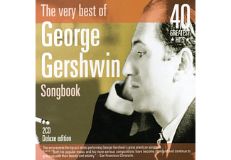 George Gershwin - Very Best of: George Gershwin (Deluxe Edition) (Songbook) (CD)