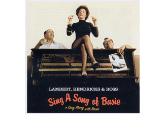 Lambert Hendricks & Ross - Sing a Song of Basie (CD)